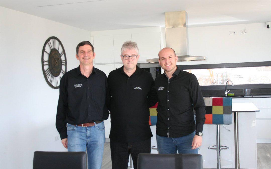 Habitech ja és Loxone Gold Partner!