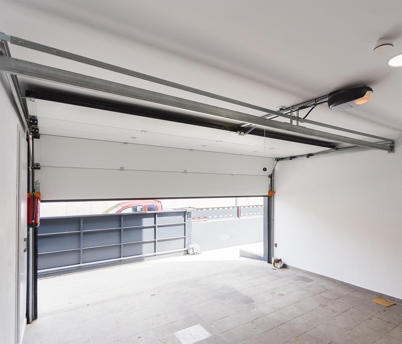 Garatge automatic